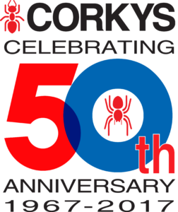 Corky's celebrating its 50 years in service (1967-2017)
