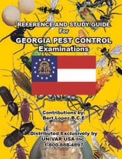 GEORGIA PEST CONTROL EXAMINATIONS