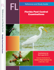 FLORIDA PEST CONTROL EXAMINATIONS