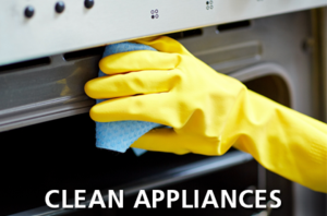 Clean Appliances