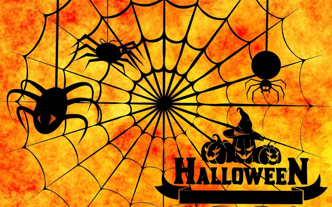 Spiders Spin a Web of Fear!
