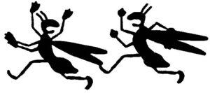 running-termites