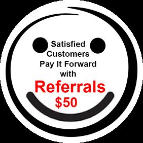 Referrals Circle
